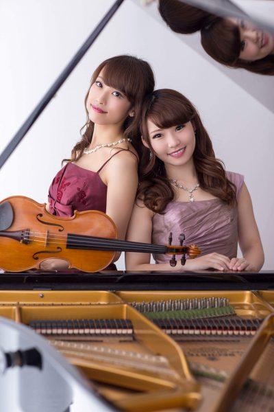 ぴろあり(バイオリン・ピアノ)